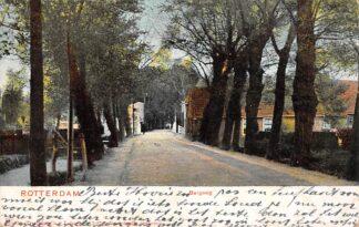 Ansichtkaart Rotterdam Hillegersberg Bergweg 1904 HC14212