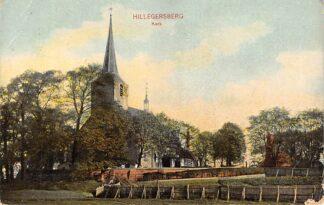 Ansichtkaart Rotterdam Hillegersberg Kerk 1907 HC14215
