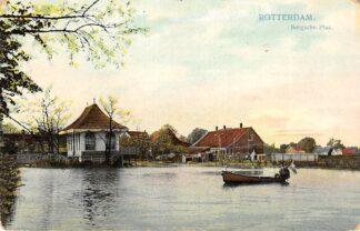 Ansichtkaart Rotterdam Hillegersberg Bergsche Plas HC14216