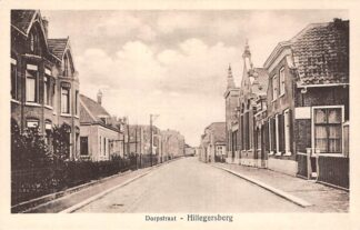 Ansichtkaart Rotterdam Hillegersberg Dorpstraat HC14219