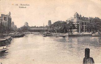 Ansichtkaart Rotterdam Blaak Wolfshoek Van Neel Fabriek HC14301