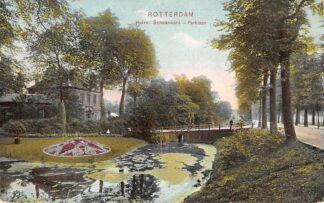 Ansichtkaart Rotterdam Parklaan Huize Schoonoord 1908 HC14486