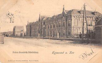 Ansichtkaart Egmond aan Zee Prins Hendrik Stichting HC14513