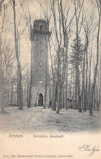 Ansichtkaart Arnhem Belvedere Sonsbeek 1905 HC14548