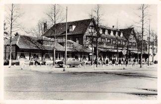 Ansichtkaart Apeldoorn Hotel Bloemink Smits Restaurant 1956 HC14563