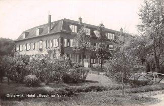 Ansichtkaart Oisterwijk Hotel Bosch en Ven 1948 HC14576