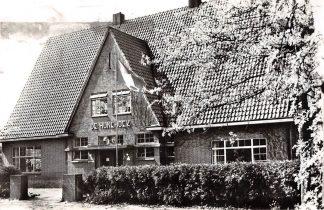 Ansichtkaart Emmen Jeugdherberg De Hunehoek 1965 HC14612