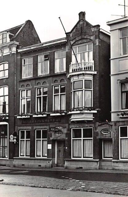 Ansichtkaart Gouda Westhaven Diaconeesenhuis De Wijk 1968 Ziekenhuis HC14636