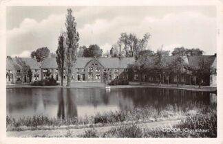 Ansichtkaart Gouda Cronjestraat 1951 HC14656