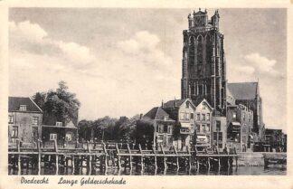 Ansichtkaart Dordrecht Gelderschekade HC14865
