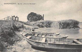 Ansichtkaart Dordrecht Bij het Huis de Merwede HC14940