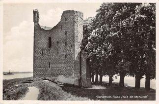 Ansichtkaart Dordrecht Huis de Merwede Ruine HC14941