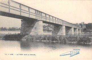 Ansichtkaart Belgie Vise Le pont sur la Meuse Europa HC14950