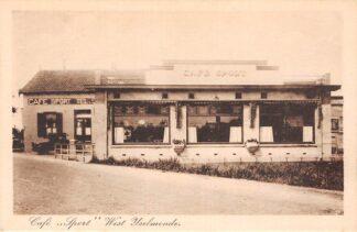 Ansichtkaart Rotterdam West IJsselmonde Cafe Sport HC14956