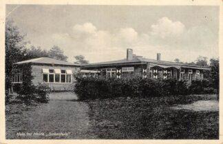 Ansichtkaart Huis ter Heide Buitenhuis Zeist 1934  HC14979