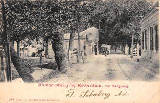 Ansichtkaart Rotterdam Hillegersberg Bergweg Tol 1903 HC15007