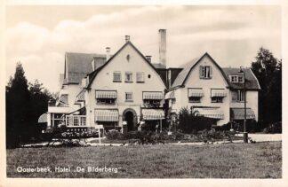 Ansichtkaart Oosterbeek bij Arnhem Hotel De Bilderberg 1940 HC15027