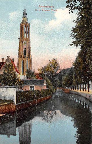 Ansichtkaart Amersfoort O.L. Vrouwetoren HC15056