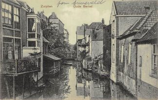 Ansichtkaart Zutphen Oude Berkel HC15080
