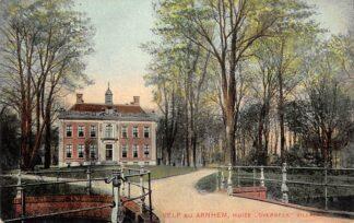 Ansichtkaart Velp bij Arnhem Huize Overbeek Villapark 1910 HC15096