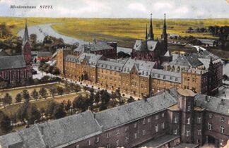Ansichtkaart Steijl Missionshaus Klooster Tegelen Venlo 1928 HC15154