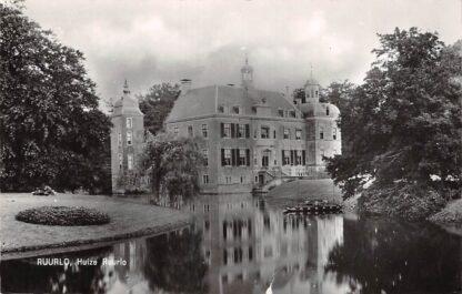 Ansichtkaart Ruurlo Huize Ruurlo Kasteel 1965 HC15174
