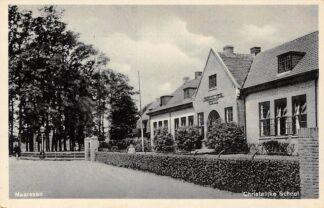 Ansichtkaart Maarssen Christelijke School HC15177