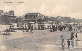 Ansichtkaart Zandvoort Het Strand HC15178