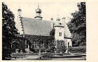Ansichtkaart Marssum Heeringa Sate (Dr. Popta Slot) HC15194