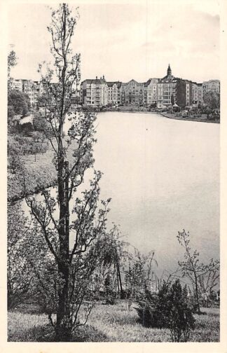 Ansichtkaart Duitsland Berlin Charlottenburg Am Lietzensee Deutschland Europa HC15197