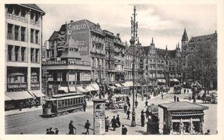Ansichtkaart Duitsland Berlin Spittelmarkt Trams Deutschland Europa HC15204
