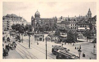 Ansichtkaart Duitsland Berlin Alexanderplatz Trams Deutschland Europa HC15210