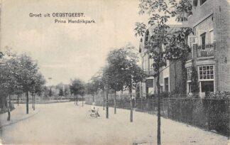 Ansichtkaart Oegstgeest Prins Hendrikpark HC15246