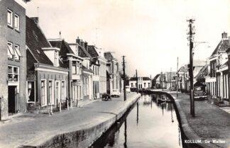 Ansichtkaart Kollum De Wallen 1966 HC15303