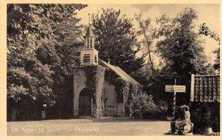 Ansichtkaart Staverden (GD) Veluwe Kapel HC15348