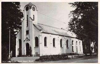 Ansichtkaart Huis ter Heide Ned. Hervormde Kerk Zeist HC15349
