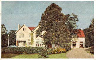 Ansichtkaart Bilthoven Huis ter Heide Zeist Gereformeerd Jeugdcentrum de Witte Hei Biltseweg 8 HC15351