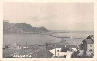 Ansichtkaart Tunisie Tunesie Fotokaart Tabarka 1950 Afrika Africa HC15359