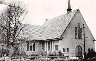 Ansichtkaart Elspeet Kerk Gereformeerde Gemeente HC15363