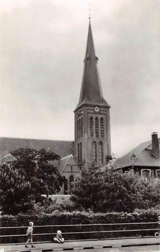 Ansichtkaart Oegstgeest R.K. Kerk 1965 HC15381