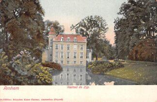 Ansichtkaart Arnhem Kasteel De Zijp Zijpendaal HC15447