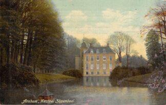 Ansichtkaart Arnhem Kasteel Zijpendaal 1908 HC15448