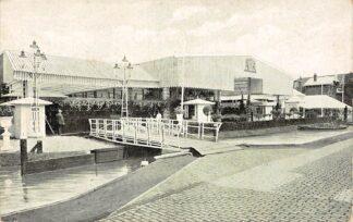 Ansichtkaart Boskoop Groote Rozententoonstelling Juli 1913 HC15460