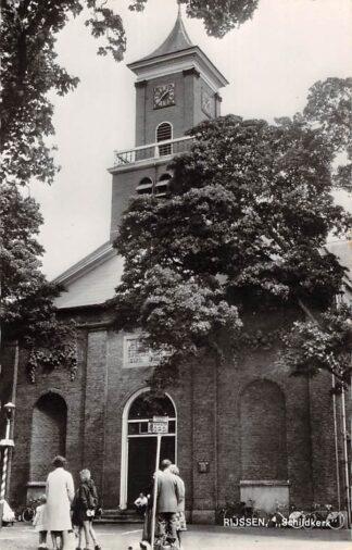 Ansichtkaart Rijssen Schildkerk 1964 HC15530