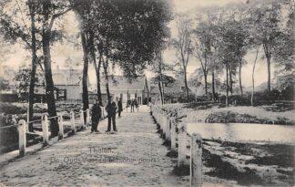 Ansichtkaart Tholen Bij Oud-Vossemeersche-poort HC15573