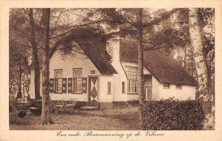 Ansichtkaart Ede Een oude Boerenwoning op de Veluwe HC15579