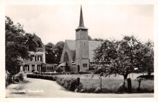 Ansichtkaart Eerbeek Dorpskerk Kerk 1956 HC15586