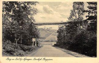 Ansichtkaart Berg en Dal bij Nijmegen Doorkijk Bergspoor HC15630