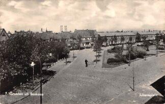 Ansichtkaart Boskoop Julianaplein 1956 HC15636