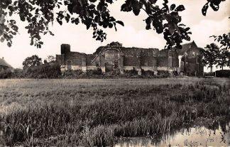 Ansichtkaart Belgie Grobbendonk Ruine der O.L.V. Troonprory 1959 Europa HC15637